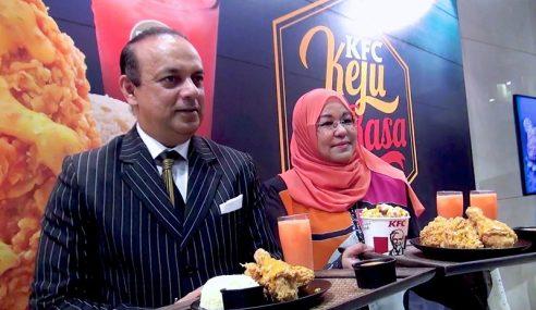 KFC Perkenal Keju 3 Rasa Yang Sedap Sesedapnya