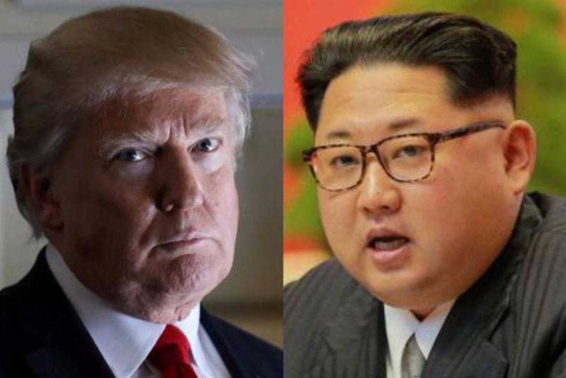 Trump Tidak Menolak Mungkin Bertemu Kim Jong-un