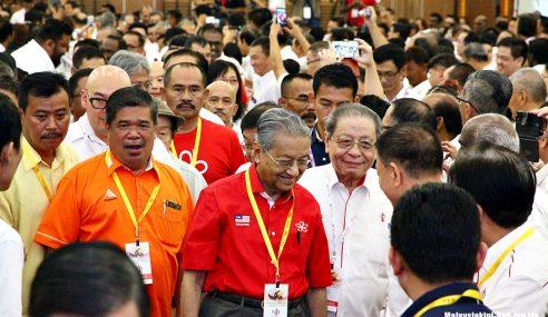 Jangan Pedulikan PAS Lagi, Pakatan Ada Mahathir!