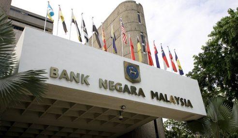 Rizab Asing BNM Jatuh RM3.8 Bilion Sejak PH Berkuasa