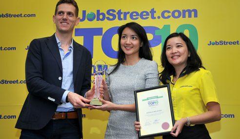 Google Malaysia Jadi Majikan Pilihan Utama Pencari Kerja