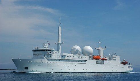 Kapal Tentera Laut Perancis Singgah Pelabuhan Klang