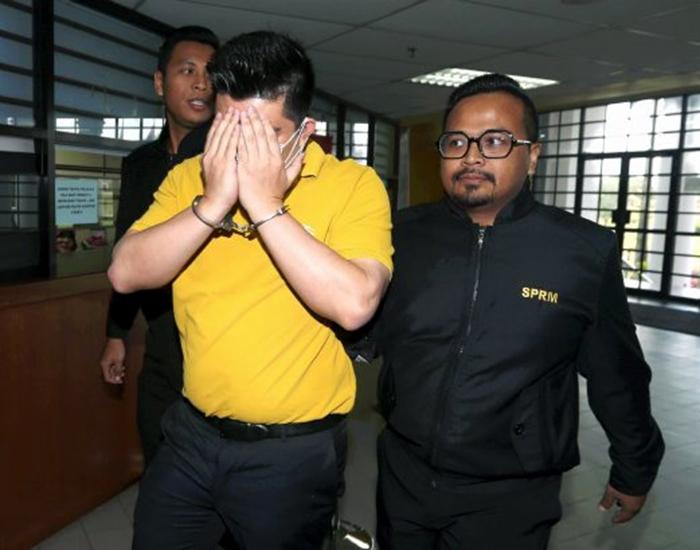 Lelaki Didakwa Kemuka Dokumen Pesanan Palsu