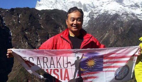 Pendaki Malaysia Masuk Hospital Di Nepal