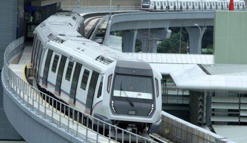 MRT Kurangkan 160,000 Kenderaan Ke Pusat Bandar
