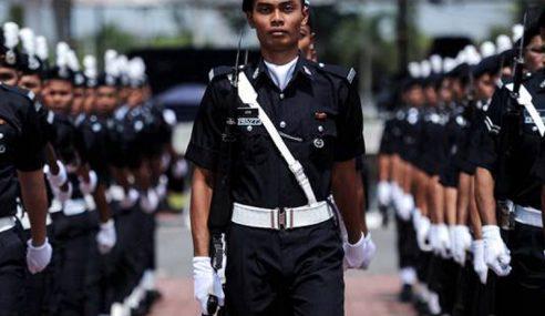 PDRM Beku Cuti Untuk Latihan Hadapi PRU14