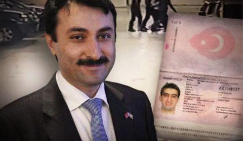 """""""Tuduhan Dahsyat"""" – Isteri Warga Turki Ditahan"""