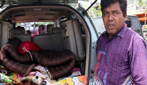 Tiada Ambulans, Bayi Maut Lepas Lahir Dalam Kereta