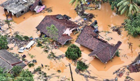 122 Terbunuh Akibat Banjir, Tanah Runtuh Di Sri Lanka