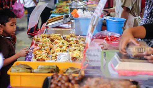 Sampel Makanan Diambil Di Bazar Ramadan Di Kedah