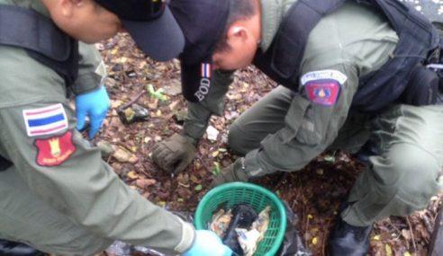 Sebutir Lagi Bom Paip Dijumpai Di Bangkok