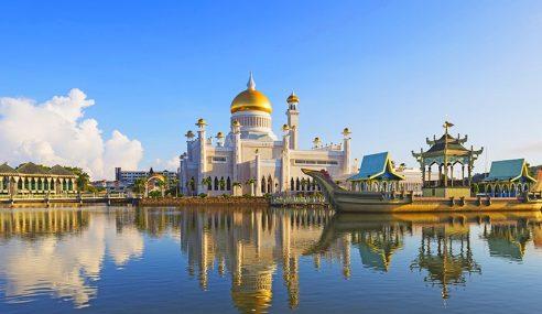 Udara Di Brunei Ketiga Paling Bersih Di Dunia