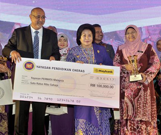 Rosmah Inovasi Pembangunan Kanak-Kanak