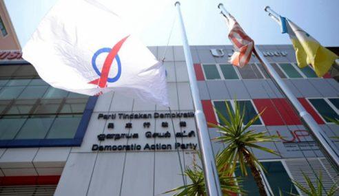 2017 Tahun Terakhir DAP Tadbir Pulau Pinang