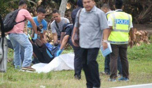 Ketua Samseng Geng Pam Mati Ditembak Polis