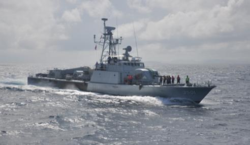 8 Bot Nelayan Bantu Cari Anak Kapal KD Perdana