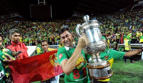 Najib Ucap Tahniah Kepada Kedah, Juara Piala FA