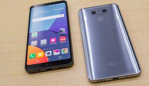 LG G6 Masuk Ke Pasaran Malaysia, Berharga RM2,999