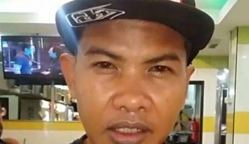 Mengaku Ambil Syabu, Mamat Didenda RM1,000