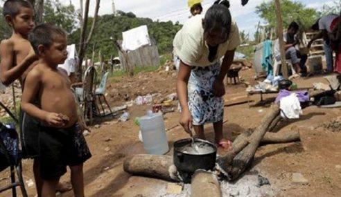 Kemiskinan Di Mexico, Kanak-Kanak Paling Terjejas