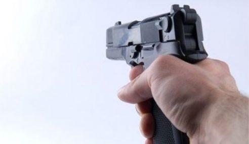 Lelaki Samun Guna Pistol Mainan Ditahan