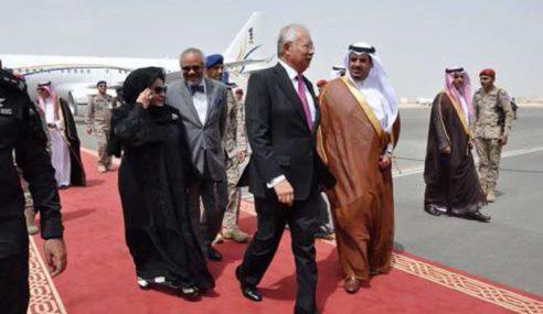 PM Di Riyadh Hadiri Sidang Pemimpin Islam, Trump