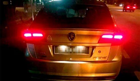 Suspek Larikan Kereta Polis Ditahan Di Kelantan