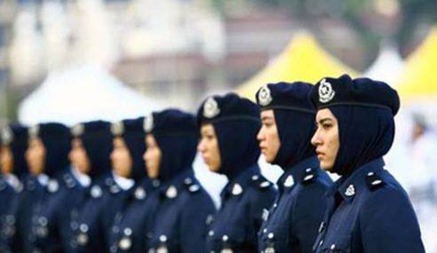 Kemasukan 600 Konstabel Wanita Diteruskan – KPN