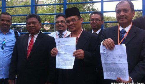 Hakim Syarie Lapor Polis Isu Rafizi Celupar