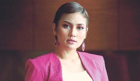Nora Saman, Fasha Sandha Jawab 'Tak Takut Pun'