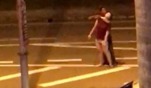 Polis Selamatkan Wanita Jadi Tebusan Lebih 2 Jam