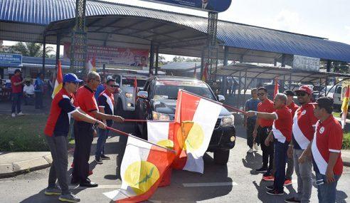 Larian Bendera UMNO, Program Solidariti Anggota