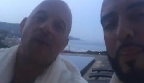 Vin Diesel Puji Ramadan, Mahu Cuba Puasa