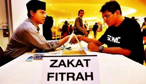 Kadar Zakat Fitrah Kekal Kecuali Johor Diselaras