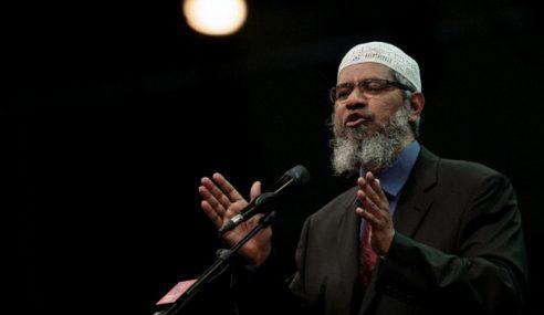 Jangan Sokong Pihak Mahu Halau Dr. Zakir
