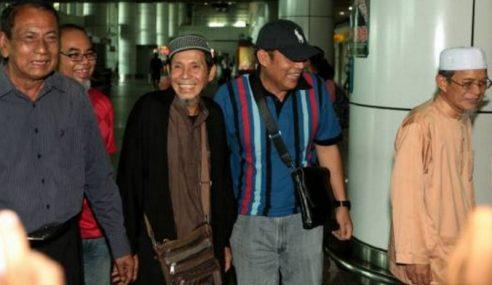 Terkandas 24 Tahun, Syukur Dapat Pulang Ke Malaysia