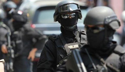 Indonesia Tingkat Kawalan Ancaman Militan Pra-Aidilfitri
