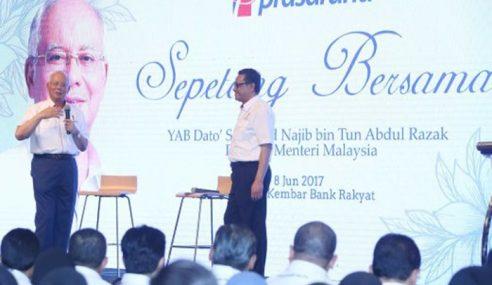 Pulangan Prasarana Dijangka Cecah RM17 Bilion