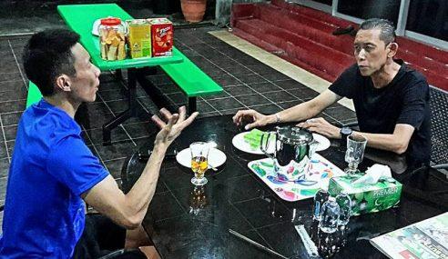 Chong Wei Lega Dengan Kepulangan Misbun