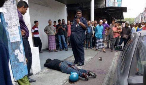 Suspek Kes Samun Cedera Ditembak Pengawal Peribadi