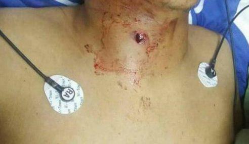 Anggota PGA Cedera Ditembak Ketika Meronda