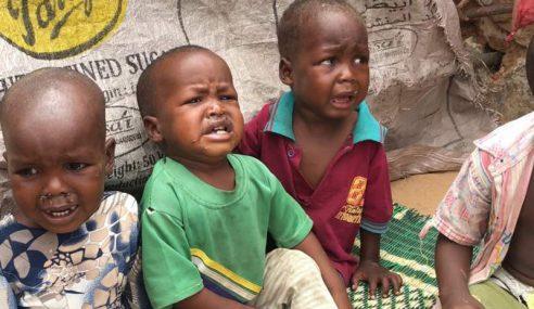 "Somalia Yang Tragik: ""Lebih Baik Anak Saya Mati…"""