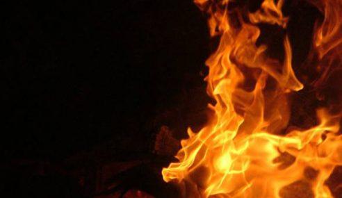 Kanak-Kanak Perempuan 4 Tahun Maut Dalam Kebakaran