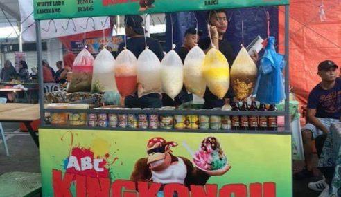 ABC King Kong Tarikan Bazar Ramadan Satok
