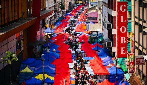 Taktik Baharu Sewa Lot Bazar Ramadan Di Jalan TAR