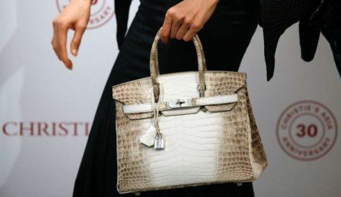 Handbag Termahal RM1.6 Juta Berjaya Dijual Di HK