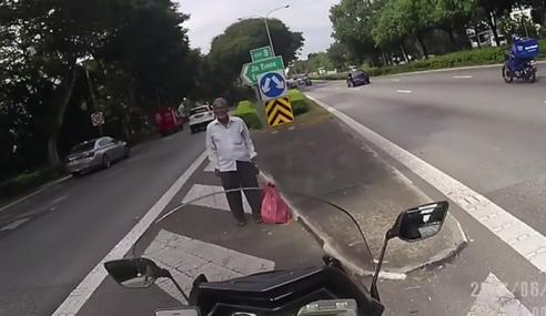 Video: Inilah Contoh Bikers Jiwa Sejati…