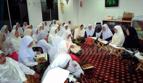 Program Tafsir Al-Quran Jadi Program Teras Skuad An-Nur