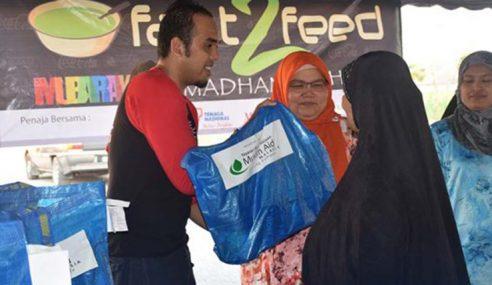 Ramadan: Fast2Feed Bantu Mereka Yang Memerlukan