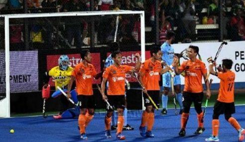 Malaysia Layak Ke Piala Dunia Hoki Lelaki 2018